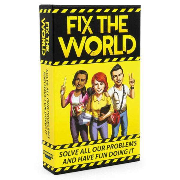 Fix The World Sällskapsspel