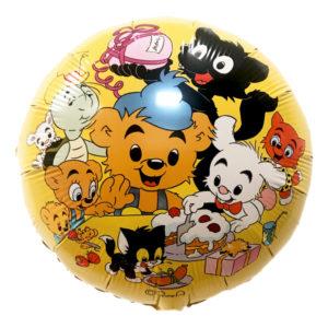Folieballong Bamse med Vänner - 45 cm