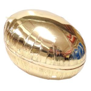 Gigantiskt Påskägg Guld 40 cm