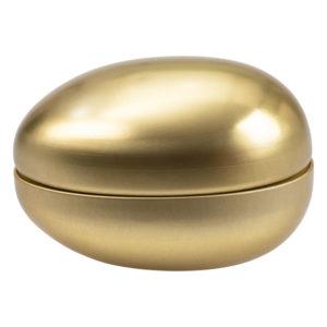 Guldigt Påskägg Plåt 15 cm