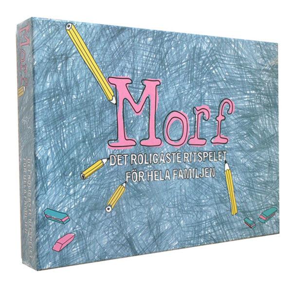 Morf Rita & Gissa Sällskapsspel