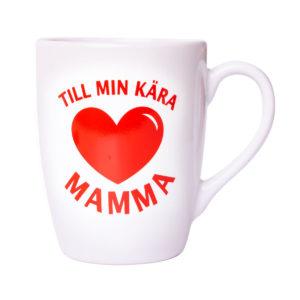 Mugg Till min kära mamma