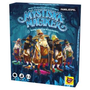 Mystiska Magiker Sällskapsspel