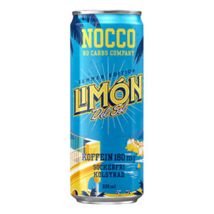 Nocco Summer Edition Limon - 1-pack