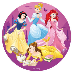 Prinsessor, Tårtbild