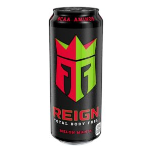 Reign Melon Mania Energidryck - 50 cl