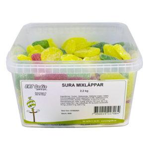 Sura Mixläppar 2.2 kg
