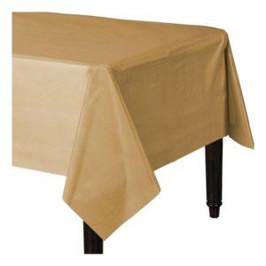 Bordsduk på Rulle Guld