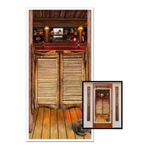 Dörrdekoration Saloon