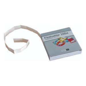 Fästkuddar - 100-pack