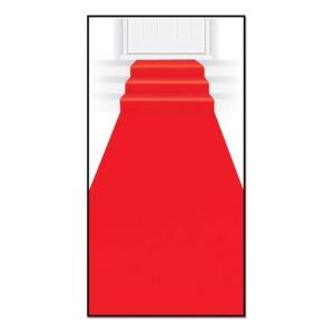 Gångmatta Röd