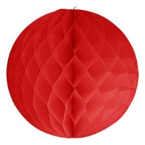 Honeycomb Röd