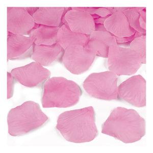 Konfettikanon Rosenblad Rosa - 40 cm
