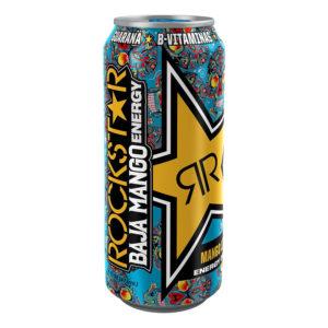 Rockstar Baja El Mango - 50 cl