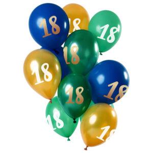 18-års Ballonger Golden Emerald