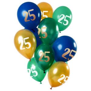 25-års Ballonger Golden Emerald