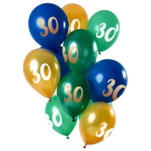 30-års Ballonger Golden Emerald