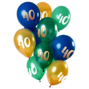 40-års Ballonger Golden Emerald