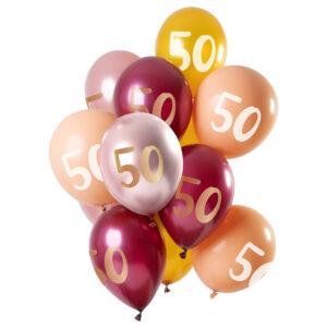 50-års Ballonger Golden Morganite