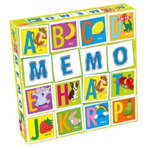 ABC Memo Spel