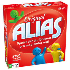 Alias Original Spel