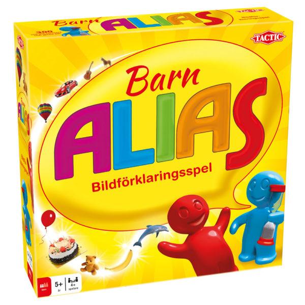 Barn Alias Spel
