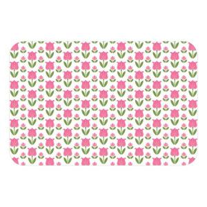 Bordstablett Rosor Rosa - 1-pack