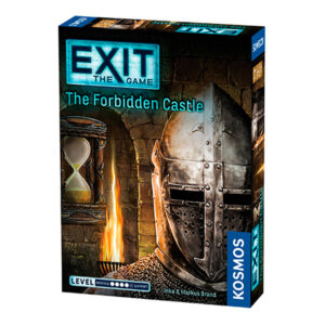 EXIT 8: The Forbidden Castle Spel