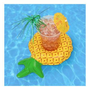 Flytande Drickahållare Ananas