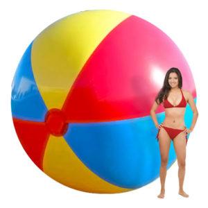 Gigantisk Badboll