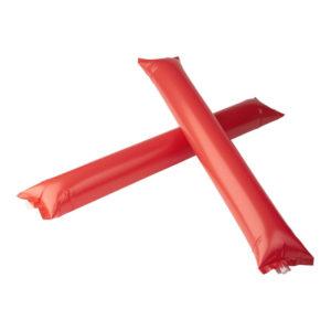 Handklappor Röda - 2-pack