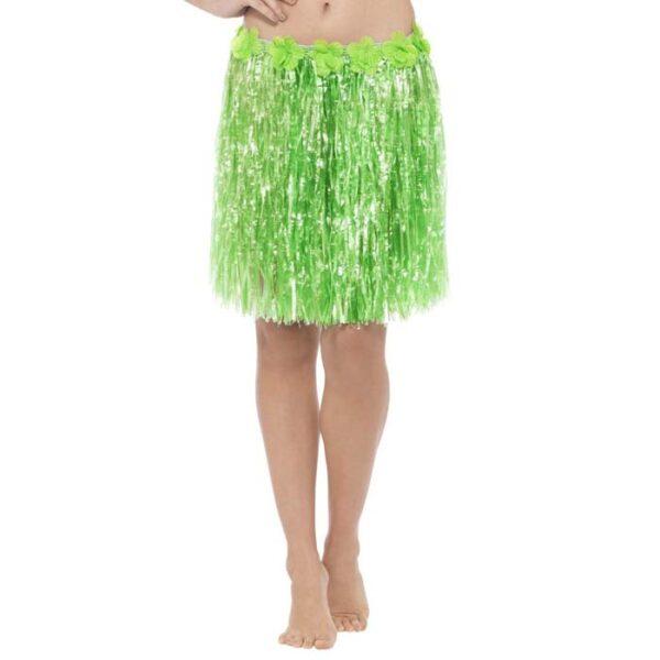Hawaiikjol neon-Grön