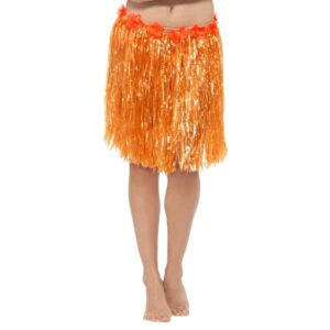 Hawaiikjol neon-Orange