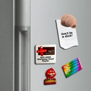 Kylskåpsmagnet Snopp - 1-pack