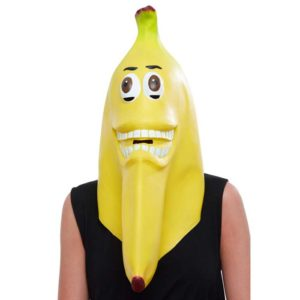 Mask banan
