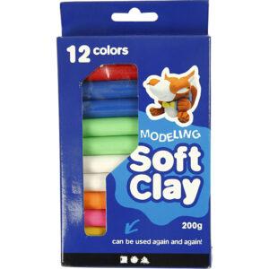 Modellera Mixade färger