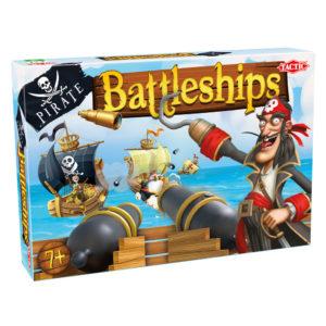 Pirat Battleship Spel