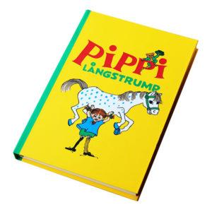 Skrivbok Pippi Långstrump