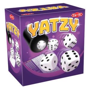 Yatzy med Kopp Spel