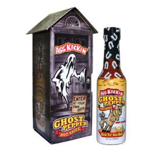 Ass Kickin Ghost Pepper Haunted House - 148 ml