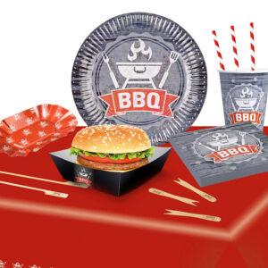 BBQ Grillfest Kit
