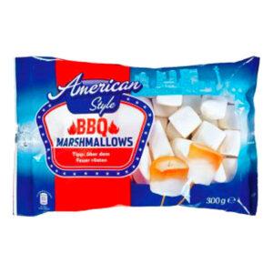 BBQ Marshmallows - 300 gram