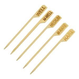 Bambu Köttpinnar - 24-pack Rare