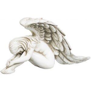 Eden Ängel med långa vingar