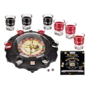 Elektroniskt Shot Roulette Festspel