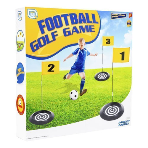 Fotbollsgolf Spel
