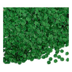 Papperskonfetti Grön - 1 kg