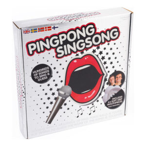 Ping Pong Sing Song Spel