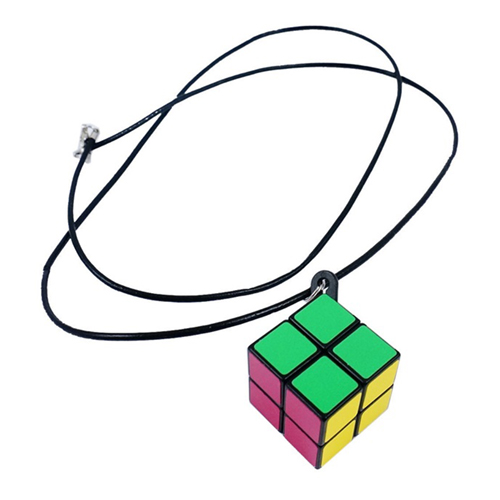 Rubiks Kub Halsband