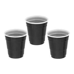 Shotglas Party Svarta - 20-pack